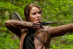 Get a Killer Upper Bod Like Katniss Everdeen With This Archer's Move : The archer who trained Lawrence swears by this move for sexy, Katniss-inspired shoulders. #SelfMagazine