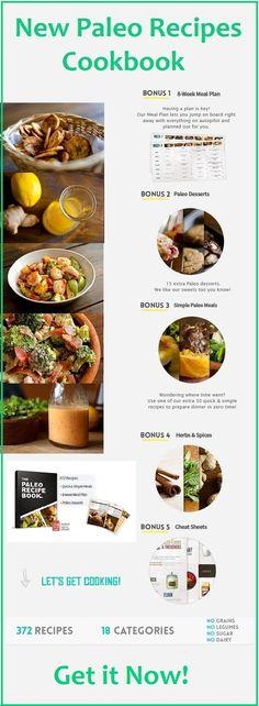 A new Paleo diet recipe cookbook with 108 autoimmune-friendly recipes.