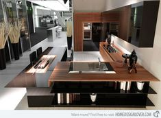 15 Different Kitchen Table Design Ideas
