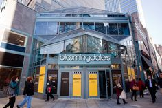 Awesome News Alert: Brand-New Bloomingdale's Is Now Open In Center City