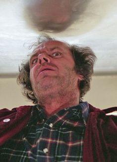 """ Jack Nicholson / The Shining. """