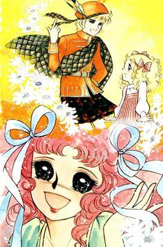 Candy Candy  ( キャンディ・キャンディ  Kyandi Kyandi ? ) es un  manga  creado por la escritora  Kyōko Mizuki , uno de los seudónimos de Keiko N...