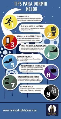 10 recomendaciones para dormir plácidamente  Dormir bien nos recarga de energías para el resto del día, por eso pasar una buena noche es fundamental si queremos realizar todas nuestras labores cotidianas de buena manera.