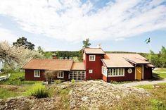 Varsamt utbyggt skärgårdstorp - Hem - Hus & Hem
