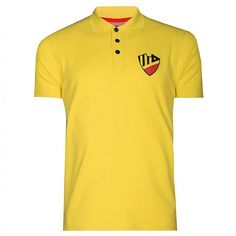 Noble Brand Polo T-shirt 01 (Yellow) | Price: ৳ 480.00