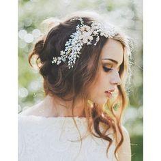 Les 50 plus belles coiffures de mariées de Pinterest - Elle