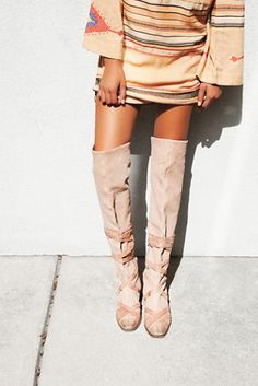 b66351f6ac9a1b Free People boots are designed to look good with any outfit. Shop our  collection of leather boots