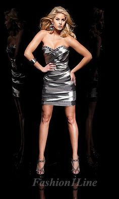 If I am ever skinny enough to wear something like this I am gonna rock this slutty look...