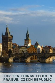 Ten Things To Do In Prague as a First Time Visitor: Prague (Praha), Czech Republic might just be the most spectacular city in the world. It posses a wildly eclectic mix of history, culture, ambiance, beauty, nightlife, and affordability that sets it apart from any other city we have ever spent a substantial amount of time in. Here is a list of top things to do in Prague for a first time visitor.