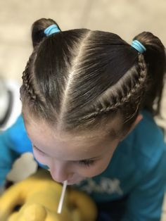 Braided Hairstyles, Braids, Victoria, Hair Styles, Beauty, Ideas, Fashion, Toddler Hairstyles, Sink Tops