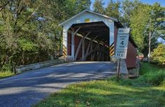 History/Design Links Bridge News The Old Covered Bridge  Bucher's Mill Bridge  Lancaster County, PA