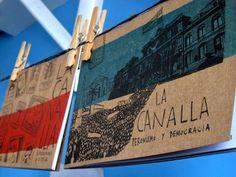 Revista La Canalla.