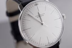 Montre - Junghans Max Bill - 027/3501.00 - automatique index 38mm