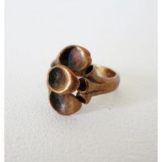ring brons van Hannu Ikonen Finland