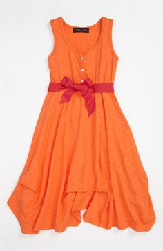 i love orange! (i need more turquoise for the girls, but this is so cute!)