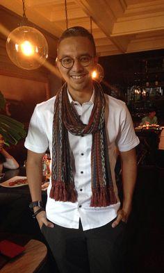 2b78004aab5f DIDIET MAULANA SIAP UNJUK DIRI DI KANCAH INTERNASIONAL The Fashion Festival  Bali 2015 Tampilkan Koleksi Ikat