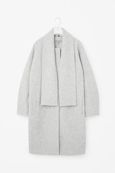 Can never go wrong with a grey cardigan from COS. Brilliant for F/W.