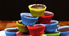 Homemade Peanut Butter Cups Will be Your New Favorite Treat
