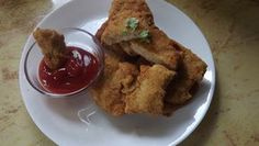 Snitele vegetale din soia French Toast, Mexican, Meat, Chicken, Breakfast, Ethnic Recipes, Food, Morning Coffee, Essen
