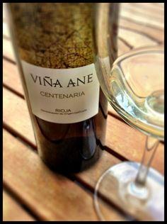 El Alma del Vino.: Bodega del Monge-Garbati Viña Ane Blanco Centenaria 2013.