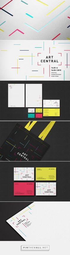 Art Central Branding by The Plant | Fivestar Branding – Design and Branding…