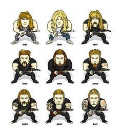A Hetfield Story