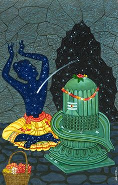"theworldpulse: ""Aum, Siva is Fullness. From Siva's Fullness flows this world's fullness. Shiva Linga, Shiva Shakti, Shiva Art, Hindu Art, Kauai, Brahma, Lord Shiva Hd Wallpaper, Lord Shiva Painting, Om Namah Shivaya"
