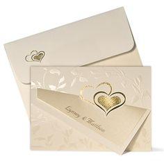 Luxurious Wedding Invitations UK - Enigma