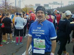 Check out this interview with Brian Cohen, Founder and President at Strategies of Success Speakers Bureau, who ran the NYC Marathon for The Blue Card, helping destitute Holocaust survivors. Check it out! #NYCMarathon #Runners #ARunnersDiary