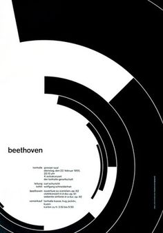 brockman/beethoven - one of my favourite posters of all time. Brockman successfully combined effective communication, expression of content and visual harmony.