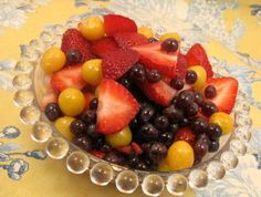 Fruits and Vegetables Preparation Guide