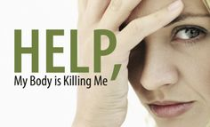Help, My Body is Killing Me  Autoimmune e-book - Free download by Dr. Conners.