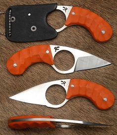 Nice looking neck knife