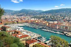 Ville de Nice : Destination prisée de la Côte d'Azur