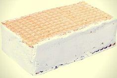 Domácí smetanová ruská zmrzlina Frozen Treats, Sorbet, Popsicles, Gelato, Vanilla Cake, Sweet Recipes, Tiramisu, Feta, Deserts