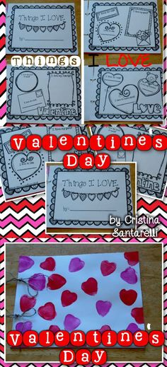 Free Valentine\'s Day Cards For The Classroom- A great customer ...