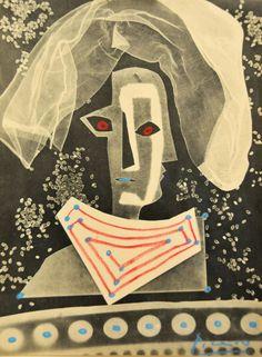 Pablo Picasso.PinIt : Anónimo de Piedra