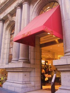 Lindt Chocolate Cafe. One of my favourite places to visit when I'm in Melbourne!