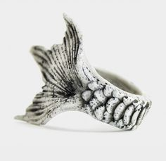 Mermaid Tail Ring...so awesome!