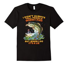 Mens Secret Fishing Spot Bass Fishing Tshirt for Men 2XL ... https://www.amazon.com/dp/B071ZY47QG/ref=cm_sw_r_pi_dp_x_XAynzbBCZW5H7