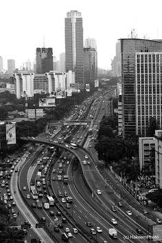 Jakarta, I love you