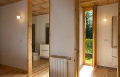 #baños #calefacción #viviendamodular #Addomo #madera #arquitectura #diseno #modular addomo.es