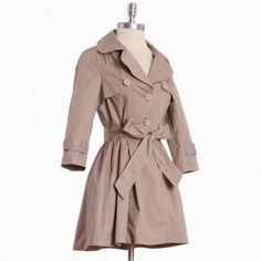 windy city trench coat