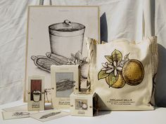 Organic Hills (Student Work) on Packaging of the World - Creative Package Design Gallery