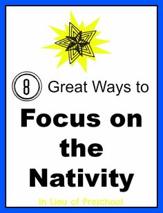 8 Great Ways to Focus on the Nativity this Christmas