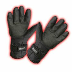 Battery Powered Heated Gloves MK2 (Large - XL): Amazon.co.uk: Garden & Outdoors