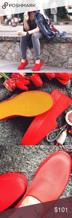 """""""Swag"""" Shoes slip on style, shallow design, latex insole, medium width, slight elevated platform, Lycra lining, fits true to size, round toe, loafer style TSH Shoes"""