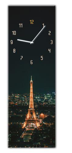 Tower, Clock, Paris, Wall, Diy, Home Decor, Watch, Lathe, Bricolage