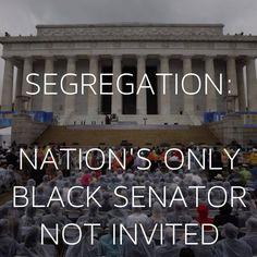 Senator Tim Scott, Nation's Only Black Senator Not Invited to Speak on 50th Anniversary of MLK's March on Washington