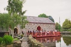 10 Best Barn Wedding Venues in the World | Riverdale Barn | Bridal Musings Wedding Blog 1